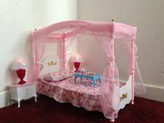 barbie size dollhouse furniture master bed room set huaheng toys httpwww amazoncom barbie size dollhouse