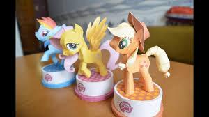 <b>My Little</b> Pony Papercraft (Как сделать литл пони из <b>бумаги</b> ...