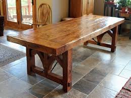 Trestle Dining Room Sets Dining Room Country Rustic Wood Dining Room Sets Dining Room