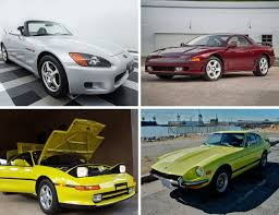 6 <b>Vintage Japanese</b> Sports Cars to Buy Now • Gear Patrol