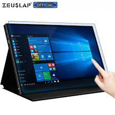 <b>15.6 Inch Touchscreen UHD</b> 4K IPS Portable Display HDR 400 ...