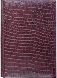 <b>Brauberg Ежедневник Alligator</b> недатированны 160 листов цвет ...