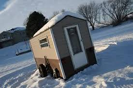 PLANS FOR BUILDING AN ICE FISHING SHANTY   FREE FLOOR PLANSIce Fishing House Plans   James Maurer