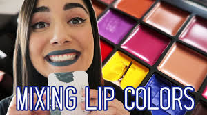 Mixing My Own Lip Colors with the <b>Anastasia Beverly Hills</b> Lip Palette