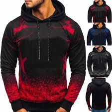 <b>2019 Hot</b> Sales Men Fashion Sweatshirt Long Sleeve Matching ...