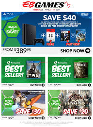 eb games flyers eb games flyer 7 to 13