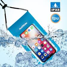 <b>NatureHike Swimming Waterproof</b> Bag IPX8 <b>Waterproof</b> Phone ...