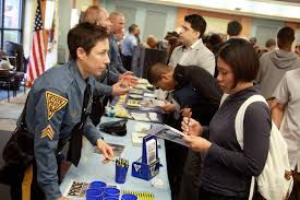 hundreds attend 3rd annual law enforcement career fair brookdale more than 500 students and local job seekers attended the third annual law enforcement career fair and tribute to first responders held 3 in the