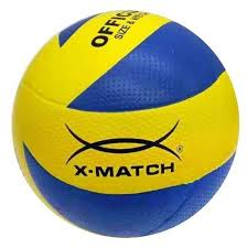 <b>Волейбольный мяч X</b>-<b>Match</b> 56448 — купить по выгодной цене на ...