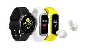 <b>Samsung</b> Introduces Three <b>New</b> Wearables for Balanced and ...