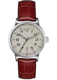 <b>Часы Aviator V</b>.<b>1.11.0.042.4</b> - купить <b>мужские</b> наручные часы <b>в</b> ...