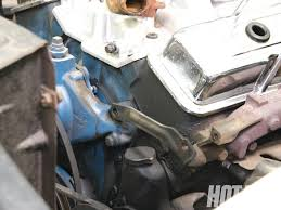 engine install basics how to remove and replace a small block 217368 33