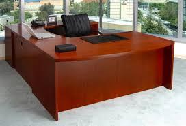 u shaped office desk with hutch large u shaped office desk big office desks