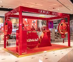 <b>Giorgio Armani</b> Beauty kicks off <b>Chinese New</b> Year with new travel ...