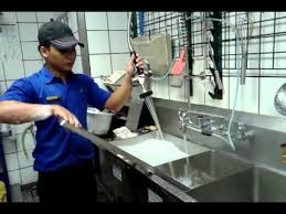 Image result for wash dishes for Mcdonalds