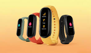 """<b>Xiaomi Mi Band 5</b> launches with 1.1"""" display, magnetic charging ..."""