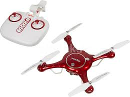 Купить <b>Квадрокоптер SYMA</b> X5UW с камерой, красный в ...