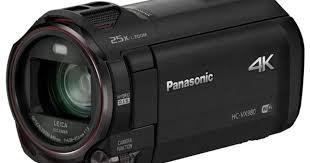<b>Видеокамера Panasonic HC-VX980</b> - описание, отзывы, фото ...