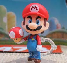 <b>Фигурка</b> Nintendo <b>Nendoroid</b>: Супер Марио / Super Mario Bros ...