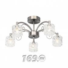 <b>Потолочная люстра Silver Light</b> Lille 123.54.5 — купить недорого ...