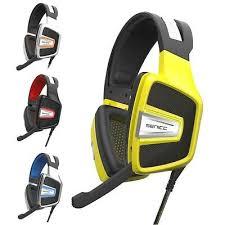 <b>SENICC</b> A8 7.1 Surround Sound Headphones <b>USB</b> Noise ...