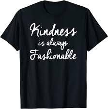 Amazon.com: Kindness is Always <b>Fashionable</b> - Cursive Brush ...