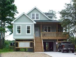 Beach House Plans  amp  Coastal Home Plans   The House Plan ShopCoastal House Plan  H