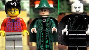 <b>Гарри Поттер LEGO</b> минифигурки все из Замок Хогвартс Обзор ...