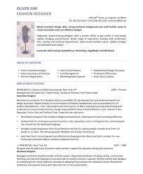 fashion designer   free resume samples   blue sky resumesold version old version old version