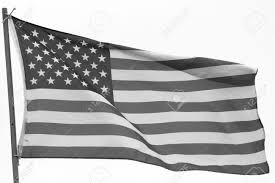 「us flag black and white」の画像検索結果