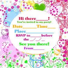 birthday party invitations barspol com cards ideas birthday party invitations hd images picture