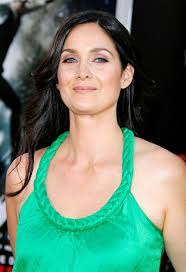 """Carrie-Anne Moss. Warner Bros. Pictures' Los Angeles Premiere of """"Inception"""" Photo credit: Adriana M. Barraza / WENN. To fit your screen, we scale this ... - inception_09_wenn2924050"""