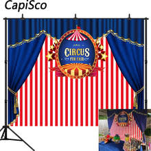 Best value Background Vinyl <b>Circus</b> – Great deals on Background ...
