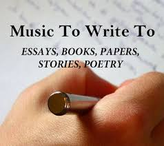 essay college essays college application essays my favorite music essay music to listen to while writing essays papers stories poetry
