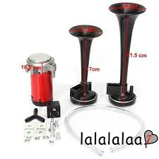 .PL-<b>178DB Ultra Loud 12V</b> Car Boat Truck Air Horn Compressor ...