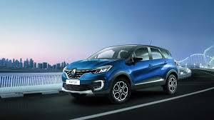 Обновленный Renault Kaptur породнится с Arkana