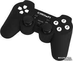 ROZETKA | Проводной <b>геймпад Crown CMG-700</b> PC Black. Цена ...