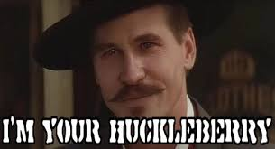 Val Kilmer Quotes From Tombstone   Pick a flick (movie, they have ... via Relatably.com