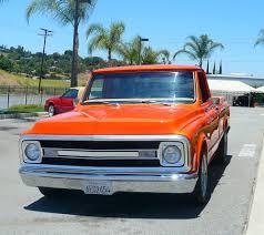 1969 Gmc Truck 1969 Gmc Custom Shortbed Pick Up