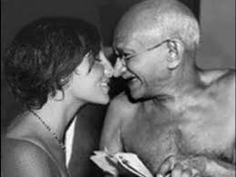 Image result for MAHATMA GANDHI WITH WOMEN
