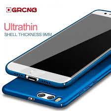 Luxury <b>PC Hard Matte</b> case For Xiaomi mi6 mi5 mi5s plus Cover ...