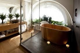 wooden window blind japanese bathroom fresh japanese bathroom with indoor garden idea and cool wooden bathtu