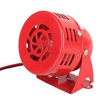 DIY Crafts <b>AC220V DC12V DC24V</b> 120dB MS-190 Alarm Sound ...