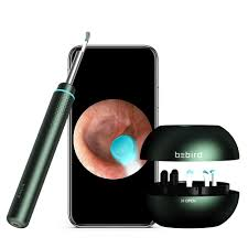 <b>Bebird M9 Pro</b> Intelligent High Definition Visual Ear-Stick ...