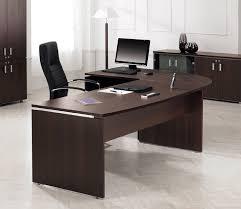 Moka Executive Desk Office Desks  Solutions 4