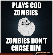 plays cod zombies - Memestache via Relatably.com