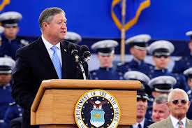 u s  department of defense  photo essay     air force secretary michael b  donley delivers the commencement speech to the u s  air force