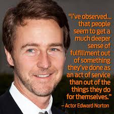 Edward Norton Quotes. QuotesGram via Relatably.com