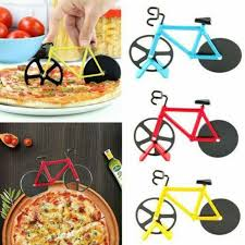 Dotcomgiftshop <b>Bicycle Pizza Cutter</b> for sale | eBay