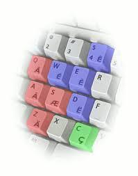 <b>French</b> qwerty <b>keyboard</b> - clavier qwerty avec accents français